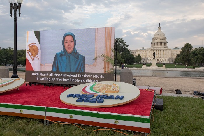 2020 Iran Human Rights Photo Exhibition U.S. Capitol 27.
