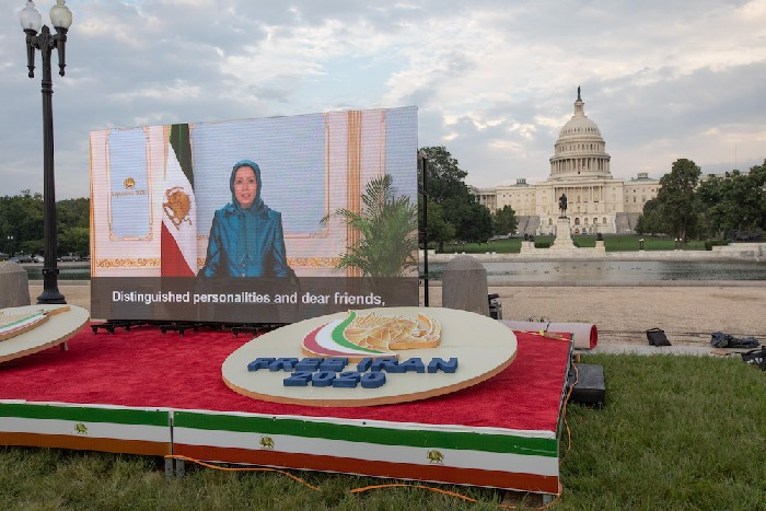 2020 Iran Human Rights Photo Exhibition U.S. Capitol 3