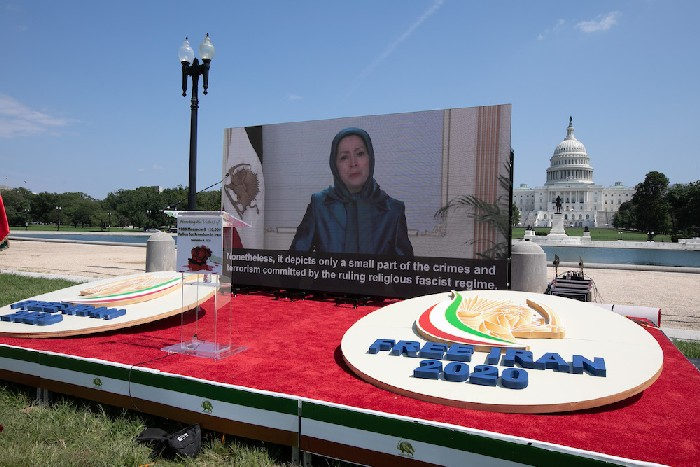 2020 Iran Human Rights Photo Exhibition U.S. Capitol 34