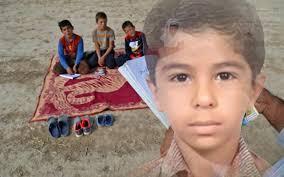Iranian boy suicide