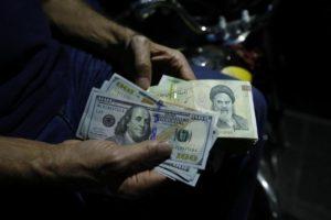 US dollars iranian riyals