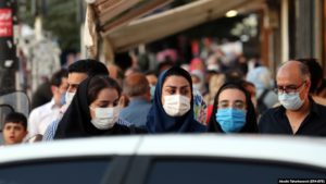 virus death toll in iran