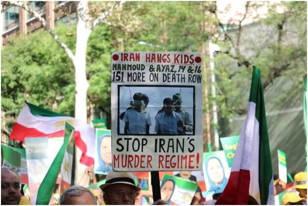 irans murder regime