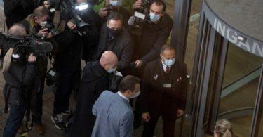 Iran diplomat skips trial opening day