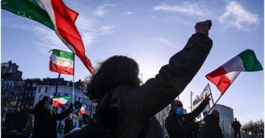 Iranian diplomat sentenced