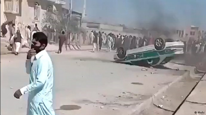Protests in Sistan