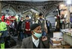Unrest Prompts Iran
