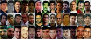 decade of deaths in iran