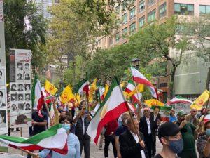 Iranian American Rally New York