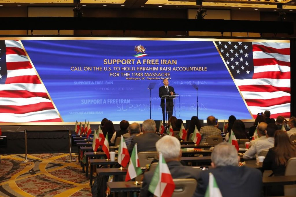 Support a Free Iran42