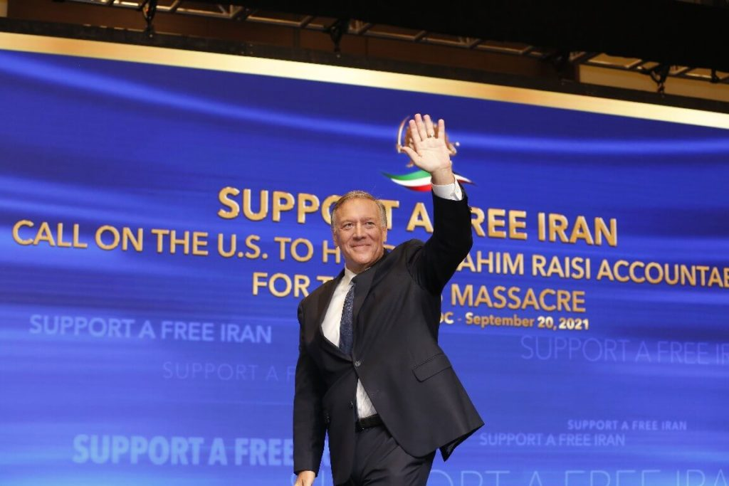 Support a Free Iran54