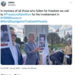 fallen for freedom in iran